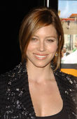 "Jessica Biel at the special screening of ""Darfur Now"". Directors Guild Of America, Los Angeles, CA. 10-30-07 — Stock Photo"