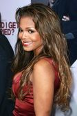 """Janet Jackson at the premiere of """"Why Did I Get Married?"""". Arclight Theatre, Hollywood, CA. 10-04-07 — 图库照片"""