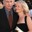 Alan Arkin and Suzanne Newlander Arkin  at the World Premiere of Get Smart. Mann Village Theatre, Westwood, CA. 06-16-08 — Stock Photo