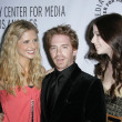 Постер, плакат: Sarah Michelle Gellar with Seth Green and Michelle Trachtenberg