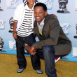 Will Smith and Jaden Smith — Foto de Stock