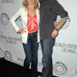 Yvonne Strahovski and Zachary Levi — Stock Photo #15995249