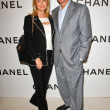 Kathy Hilton and Rick Hilton at the Chanel and P.S. Arts Party. Chanel Beverly Hills Boutique, Beverly Hills, CA. 09-20-07 - Stok fotoğraf