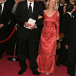图库照片: AlArkin and wife Suzanne arriving at 80th Academy Awards. Kodak Theatre, Hollywood, CA. 02-24-08