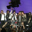 Motley Crue and Buckcherry with Papa Roach and Trapt - Stock Photo
