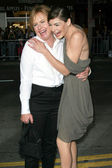 Amy Madigan, Michelle Monaghan — Stok fotoğraf