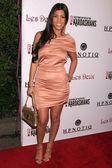 Kourtney Kardashian — Stock Photo