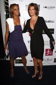Holly Robinson Peete and Lisa Rinnaat the Choose Your Cause Event. Fred Segal, Santa Monica, CA. 10-25-07 — Stock Photo