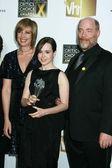 Allison Janney, Ellen Page, J.K. Simmons — Stock fotografie
