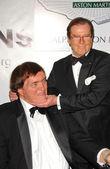 Richard Kiel and Roger Moore — Stock Photo