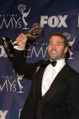 Jeremy Piven in the press room at the 59th Annual Primetime Emmy Awards. The Shrine Auditorium, Los Angeles, CA. 09-16-07 — Stock Photo