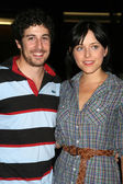 Jason Biggs and Jenny Mollen — Stock Photo