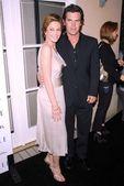 Diane Lane and Josh Brolin — Stock Photo