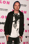 Aaron Paul at the Nylon Magazine and Myspace Party. Private Location, Los Angeles, CA. 06-03-08 — Stock Photo