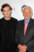 Rossif Sutherland and Donald Sutherland — Stock Photo