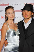 Olivia Wilde and Tao Ruspoli — Stock Photo