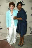 Tichina Arnold and Marion Ross — Stock Photo