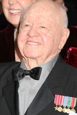 Mickey Rooney — Stock Photo