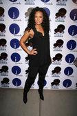 Alicia Keys at a one night only performance. Bellavardo Studios, Los Angeles, CA. 11-17-07 — Stock Photo