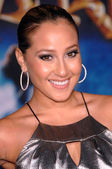 Adrienne Bailon at the Los Angeles premiere of Enchanted. El Capitan Theatre, Hollywood, CA. 11-17-07 — Stock Photo