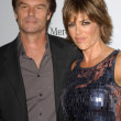 Постер, плакат: Lisa Rinna and Harry Hamlin