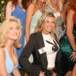 图库照片: Katie Lohmann and Elke Jeinsen at 2008 Playmate of Year Luncheon. Playboy Mansion, Holmby Hills, CA. 05-08-08