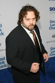 """Dan Fogler at the Los Angeles Premiere of """"Good Luck Chuck"""". Mann National Theater, Westwood, CA. 09-19-07 — Stock Photo"""