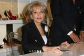 Barbara Walters — Stock Photo