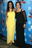 Sheila E. and Gloria Estefan — Stock Photo