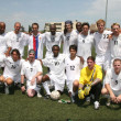 Stock Photo: Soccer for Survivors Celebrity Showcase Match