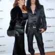Slash and wife Perla — Foto de stock #16054909