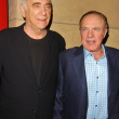 Albert S. Ruddy and James Caan  at the BRANDO Los Angeles Premiere Screening and Cocktail Party, Egyptian Theater, Hollywood, CA 04-17-07 - Stock Photo