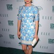"Stock Photo: Elle Magazine ""Green Issue"" Party"
