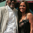 Постер, плакат: Samuel Jackson and Halle Berry