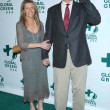 Chevy Chase and wife Jayni — Stock Photo #16065813