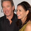 Tim Allen and Jane Hajduk — Stock Photo