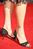 Catherine Bell's Shoes — Stock Photo