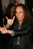 Ronnie James Dio — Stock Photo
