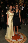 Lucy Liu and Natalie Portman — Stock Photo