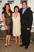 Constance Marie with Belita Moreno and Valente Rodriguez — Stock Photo