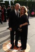 Ron Howard and Cheryl Howard — Stock Photo