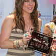 "Stock Photo: Hilary Duff Celebrates Success of ""Blessing in Basket"""
