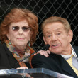 Anne Meara and Jerry Stiller - Stock Photo