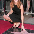 Hollywood Walk of Fame Honoring Hilary Swank - Stock Photo