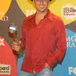 Kenny Chesney in the press room at the 2006 Billboard Music Awards. MGM Grand Hotel, Las Vegas, NV. 12-04-06 - Stock Photo