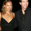 Jill Goodacre and Harry Connick Jr. - Stock Photo