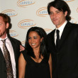 ������, ������: Scott Grimes with Parminder Nagra and Goran Visnjic