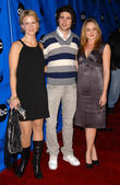 Marguerite MacIntyre, Matt Dallas and April Matson — Stock Photo