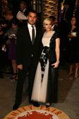 Gavin Rossdale and Gwen Stefani — Stock Photo