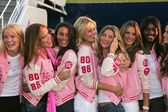 Victoria's Secret Models — Stock Photo